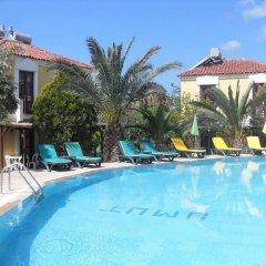 Gondol Apartments Турция, Олудениз - отзывы, цены и фото номеров - забронировать отель Gondol Apartments онлайн бассейн фото 2
