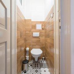 Отель Oasis Apartments Corvin I Венгрия, Будапешт - отзывы, цены и фото номеров - забронировать отель Oasis Apartments Corvin I онлайн ванная