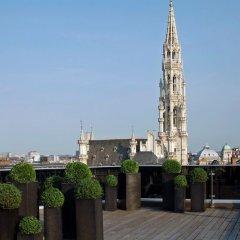 Отель Warwick Brussels Бельгия, Брюссель - 3 отзыва об отеле, цены и фото номеров - забронировать отель Warwick Brussels онлайн парковка