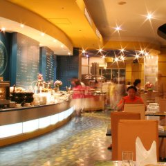Baiyoke Sky Hotel гостиничный бар