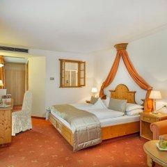 Small & Beautiful Hotel Gnaid Тироло комната для гостей фото 2