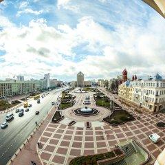 Гостиница Минск балкон