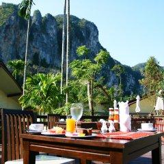 Курортный отель Aonang Phu Petra Resort Ао Нанг питание