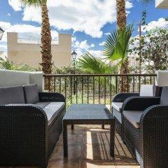 Отель Apartamento Bennecke Manhattan Испания, Ориуэла - отзывы, цены и фото номеров - забронировать отель Apartamento Bennecke Manhattan онлайн балкон