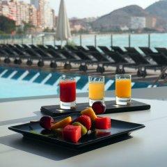 Отель Melia Alicante фитнесс-зал