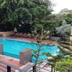 Отель August Suites Pattaya Паттайя бассейн фото 7