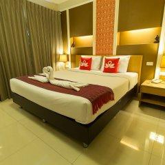 The Aim Sathorn Hotel Бангкок комната для гостей фото 2