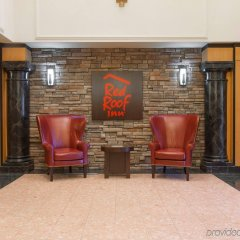 Отель Red Roof Inn PLUS+ Columbus Downtown - Convention Center интерьер отеля фото 2