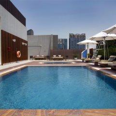 Отель Grayton Hotel Dubai ОАЭ, Дубай - отзывы, цены и фото номеров - забронировать отель Grayton Hotel Dubai онлайн бассейн фото 3