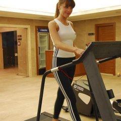 Отель Vicenza фитнесс-зал фото 2