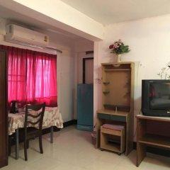 Апартаменты President Apartment Паттайя комната для гостей фото 2