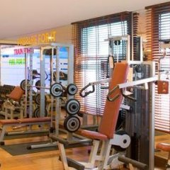 Отель Sheraton Grand Krakow Краков фитнесс-зал фото 4