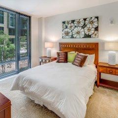 Отель Bluebird Suites near Bethesda Metro США, Бетесда - отзывы, цены и фото номеров - забронировать отель Bluebird Suites near Bethesda Metro онлайн комната для гостей фото 3