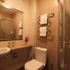 Отель Magnus Hotel Литва, Каунас - 13 отзывов об отеле, цены и фото номеров - забронировать отель Magnus Hotel онлайн ванная