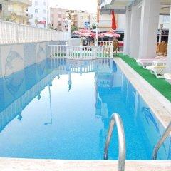 Pamukkale Hotel Турция, Алтинкум - отзывы, цены и фото номеров - забронировать отель Pamukkale Hotel онлайн бассейн