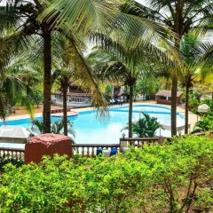 Indismart Woodbourne Resort in South Goa, India from 35$, photos, reviews - zenhotels.com pool photo 2
