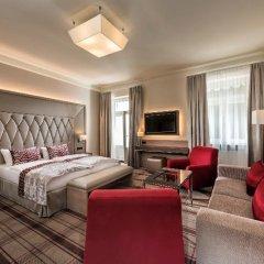 Radisson Blu Badischer Hof Hotel 4* Стандартный номер с различными типами кроватей фото 18