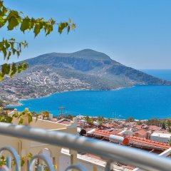 Samira Resort Hotel Aparts & Villas балкон