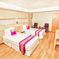 Отель Chawamit Residence Bangkok Бангкок комната для гостей фото 3