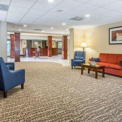 Отель Comfort Suites Atlanta Airport интерьер отеля