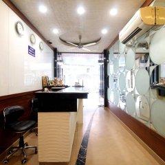 Отель Vanson Villa Индия, Нью-Дели - отзывы, цены и фото номеров - забронировать отель Vanson Villa онлайн интерьер отеля фото 3