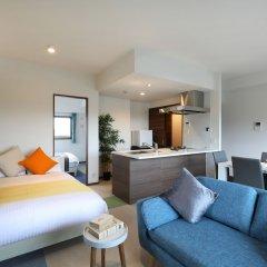 Отель Grand Residence Hakataeki Minami Фукуока комната для гостей