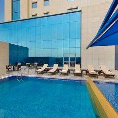 Отель Hilton Garden Inn Munich City Centre West, Germany бассейн