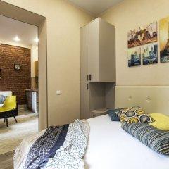 Апартаменты на Красного Курсанта 10 комната для гостей фото 4