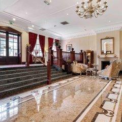 Отель Muthu Belstead Brook Hotel Великобритания, Ипсуич - отзывы, цены и фото номеров - забронировать отель Muthu Belstead Brook Hotel онлайн интерьер отеля