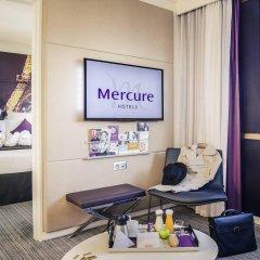 Отель Mercure Paris Centre Tour Eiffel с домашними животными