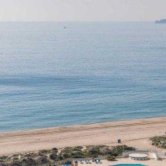Отель Pestana Alvor Atlântico Residences Португалия, Портимао - отзывы, цены и фото номеров - забронировать отель Pestana Alvor Atlântico Residences онлайн пляж