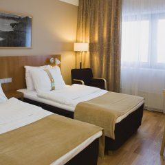 Отель Holiday Inn Helsinki - Vantaa Airport комната для гостей фото 3