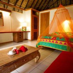 Отель Hibiscus Французская Полинезия, Муреа - отзывы, цены и фото номеров - забронировать отель Hibiscus онлайн детские мероприятия фото 2