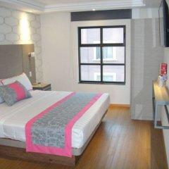 Отель : Kali Ciudadela Mexico City Мехико комната для гостей