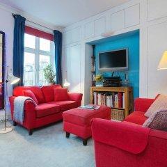 Отель Veeve - Perfect Portobello Великобритания, Лондон - отзывы, цены и фото номеров - забронировать отель Veeve - Perfect Portobello онлайн комната для гостей фото 3