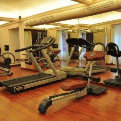 Отель Grand Hotel Piazza Borsa Италия, Палермо - отзывы, цены и фото номеров - забронировать отель Grand Hotel Piazza Borsa онлайн фитнесс-зал фото 2