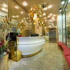 Отель Ea Rokoko Прага интерьер отеля
