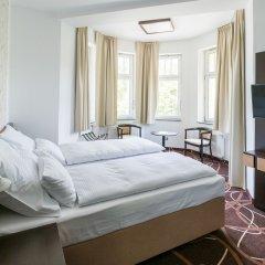 Hotel Hubertus комната для гостей