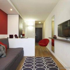 Отель Citadines Maine Montparnasse Париж комната для гостей фото 2
