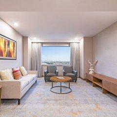 Отель Hyatt Regency Galleria Residence Дубай комната для гостей