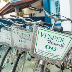 Отель Vesper Homestay Хойан спортивное сооружение