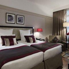 Отель Marriott Opera Ambassador Париж комната для гостей