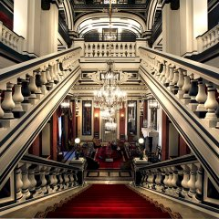 Отель Saint James Paris детские мероприятия фото 2