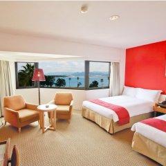 Отель Luigans Spa And Resort Фукуока комната для гостей