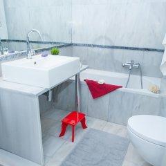 Отель Venus Boutique Apartment Греция, Афины - отзывы, цены и фото номеров - забронировать отель Venus Boutique Apartment онлайн ванная