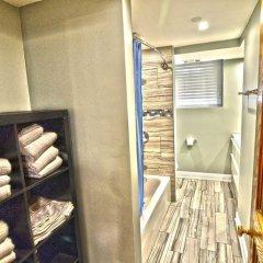 Отель 1717 Northwest Apartment #1030 - 2 Br Apts США, Вашингтон - отзывы, цены и фото номеров - забронировать отель 1717 Northwest Apartment #1030 - 2 Br Apts онлайн ванная