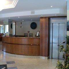 Hotel Universo Кьянчиано Терме интерьер отеля
