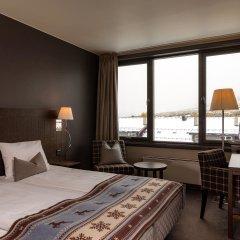 Quality Hotel Skifer комната для гостей