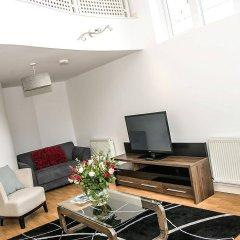 Отель Base Serviced Apartments - The Docks Великобритания, Ливерпуль - отзывы, цены и фото номеров - забронировать отель Base Serviced Apartments - The Docks онлайн интерьер отеля