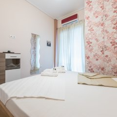 Апартаменты Stylish Koukaki Apartment комната для гостей фото 4